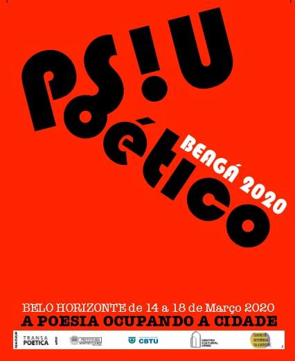 Imagem de destaque Inscrições para o Beagá Psiu Poético 2020 terminam no dia 31 de janeiro