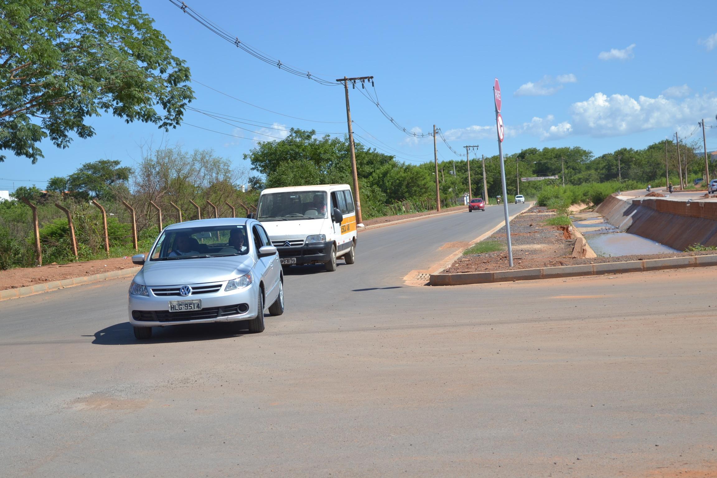 Imagem de destaque MOBILIDADE URBANA E SEGURANÇA - Prefeitura muda trânsito na avenida do Córrego das Melancias