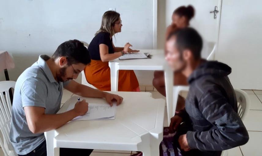Imagem de destaque Montes Claros começa a realizar o censo da população em situação de rua