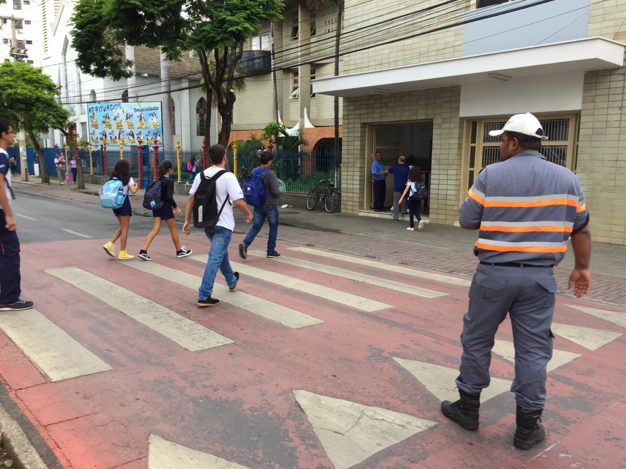 Imagem de destaque VOLTA ÀS AULAS - Montes Claros realiza campanha para garantir segurança no trânsito
