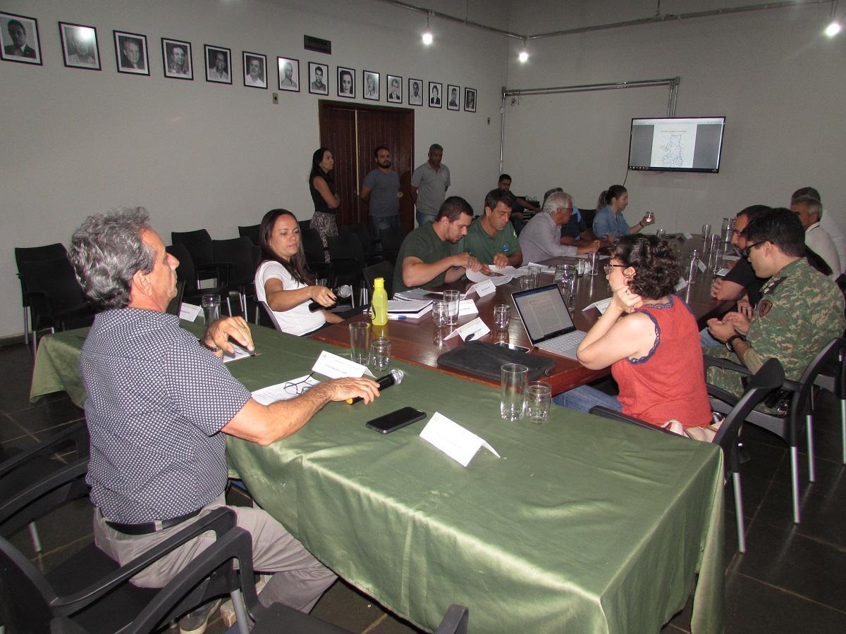 Imagem de destaque Ecocrédito e chamamento público são destaque em reunião do Codema