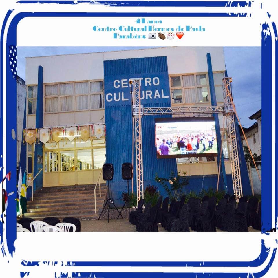 Imagem de destaque 41 ANOS DO CENTRO CULTURAL - Live internacional vai marcar a data festiva