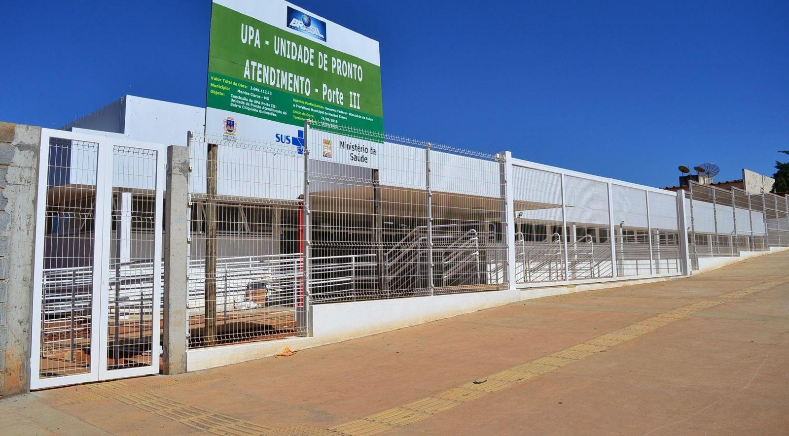 Imagem de destaque Prefeitura inaugura UPA do Chiquinho Guimarães