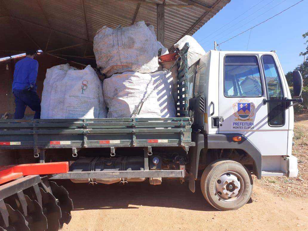 Imagem de destaque PARA COLHER, BASTA RECICLAR - Projeto de Tabuas já comercializou mais de 13 toneladas de material reciclável