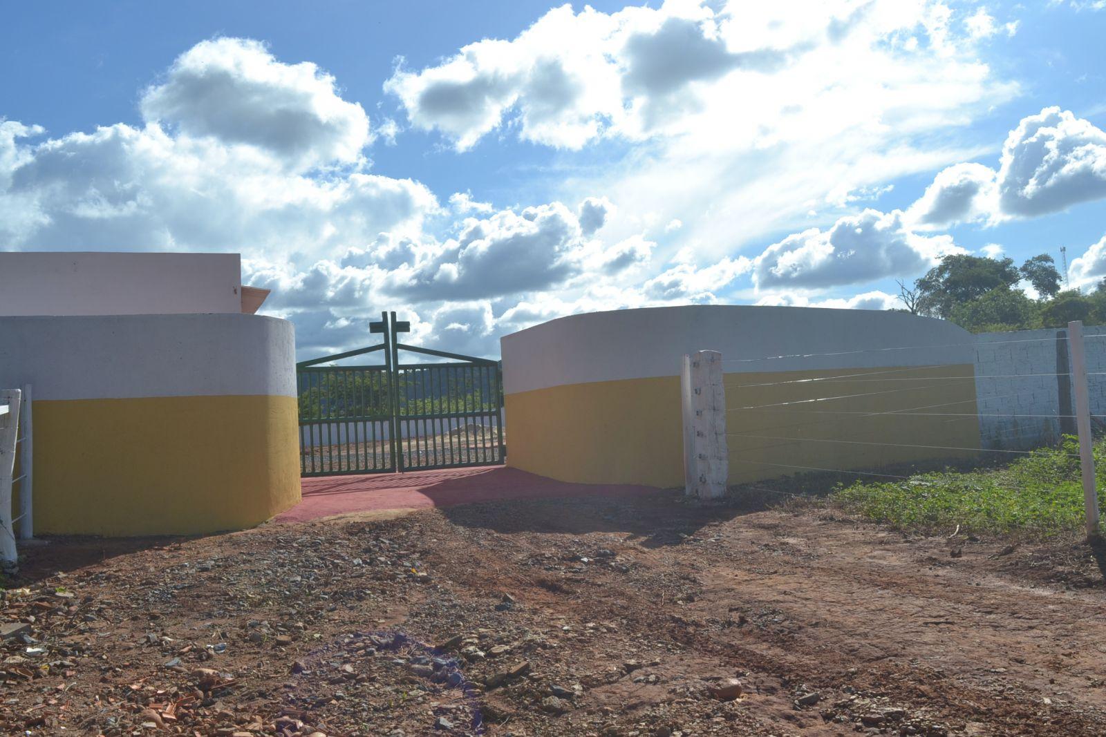 Imagem de destaque CEMITÉRIO DE SANTA ROSA DE LIMA - Prefeitura cria novo espaço para sepultamentos na zona rural