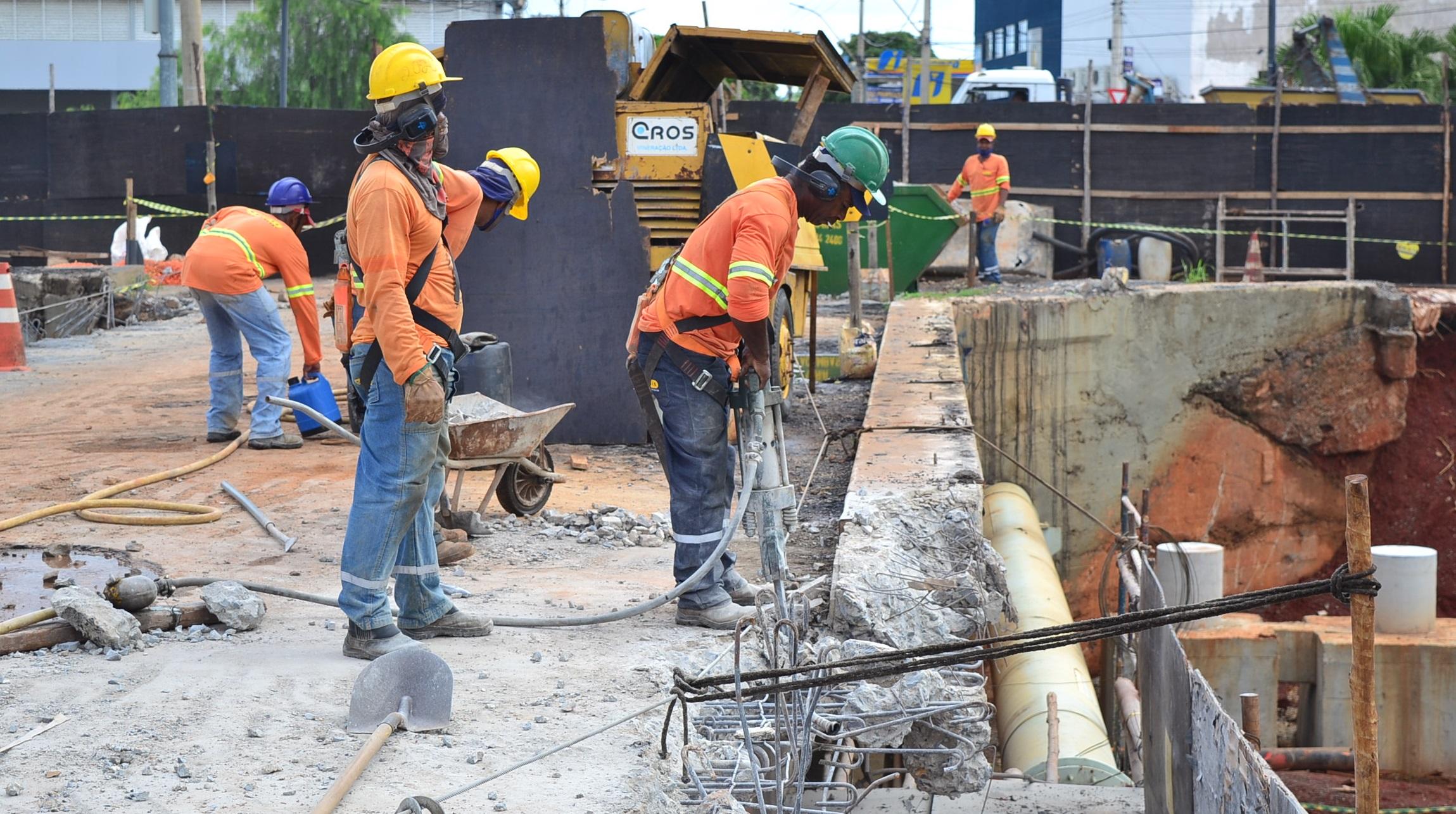 Imagem de destaque COMPLEXO VIÁRIO JOÃO XXlll - Ponte antiga passa por duplicação para oferecer mais segurança a condutores e pedestres