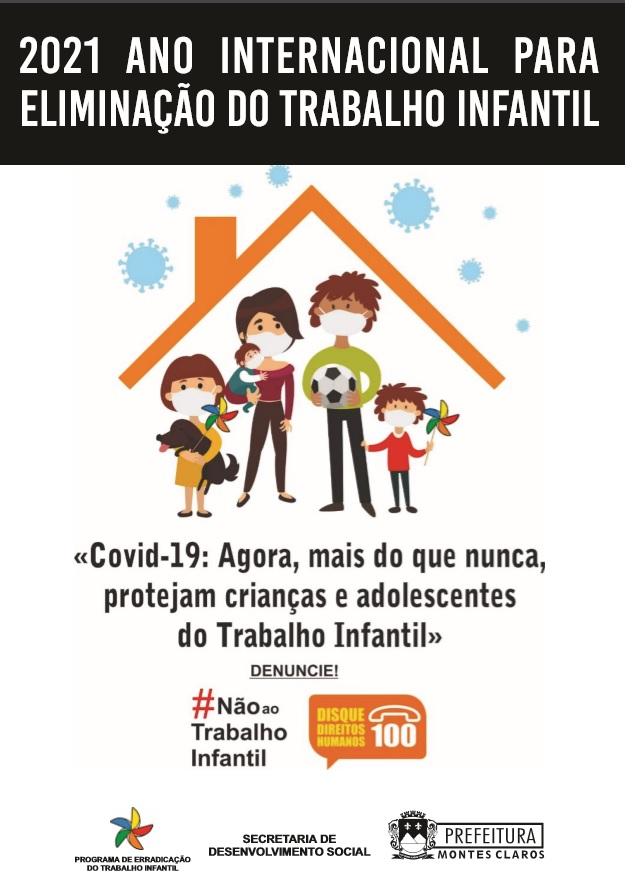 Imagem de destaque Prefeitura lança campanha contra o Trabalho Infantil