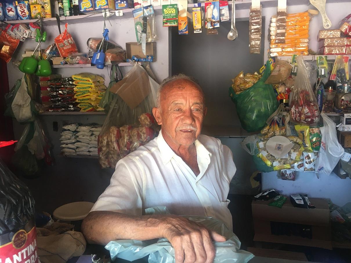 Imagem de destaque Prefeitura leva benefícios para a comunidade de Lavajinha e população agradece