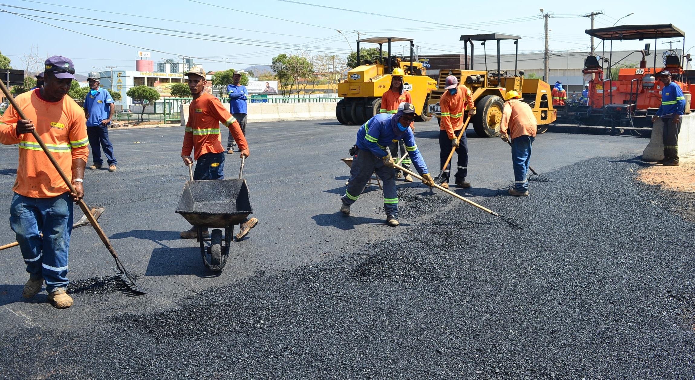Imagem de destaque COMPLEXO VIÁRIO JOÃO XXIII - Em breve, ponte duplicada será liberada para o trânsito