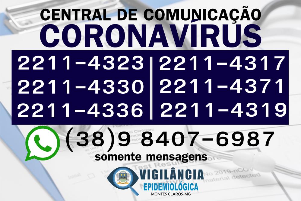 Imagem de destaque Medidas de combate e prevenção do Coronavírus