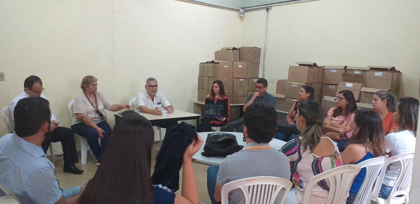 Imagem de destaque PROCESSO SELETIVO DA ÁREA DA SAÚDE - Prefeitura cria comissão para fiscalizar contratação de servidores