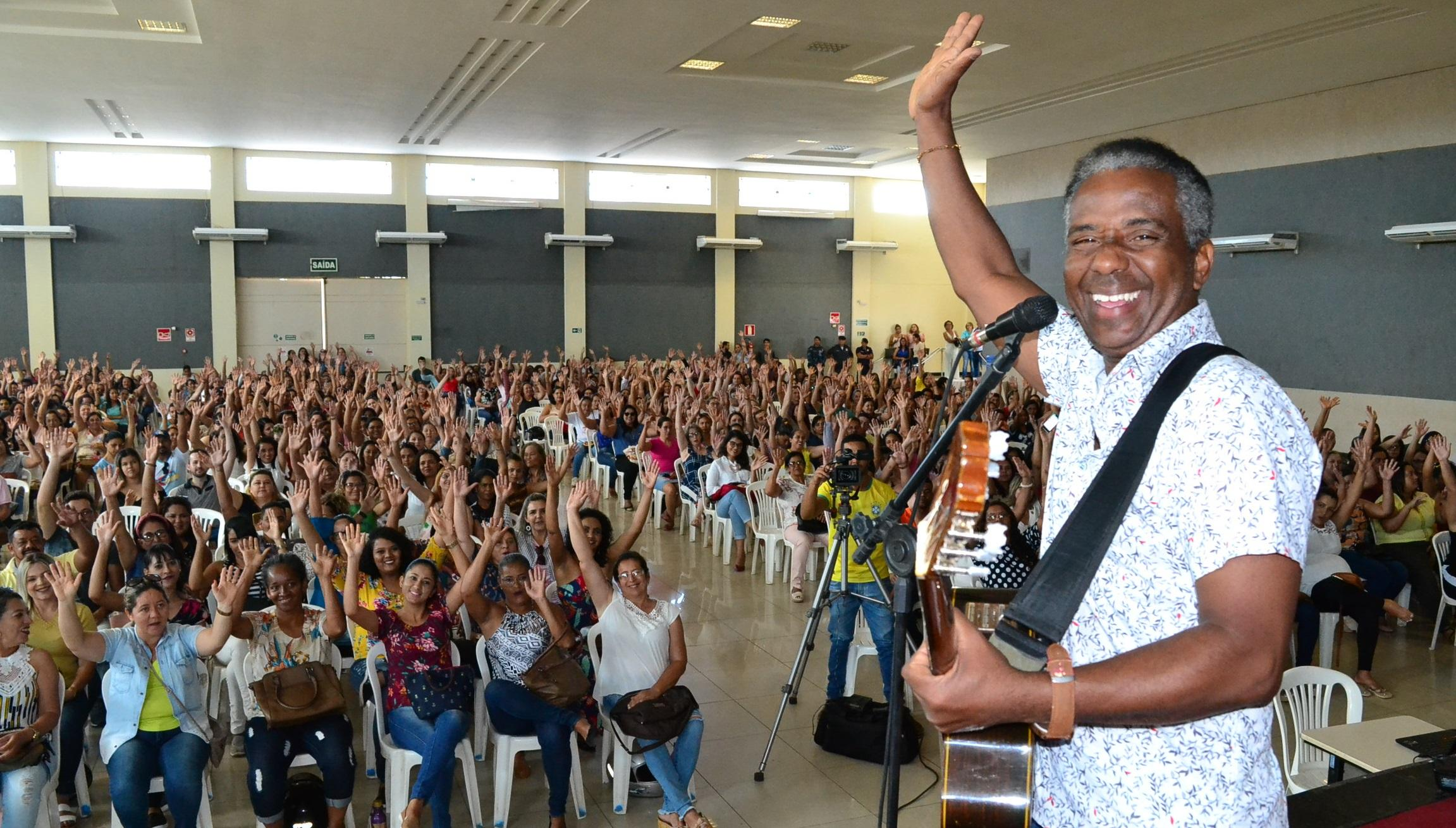 Imagem de destaque DIA NACIONAL DO AGENTE COMUNITÁRIO DE SAÚDE - Prefeitura celebra data com confraternização
