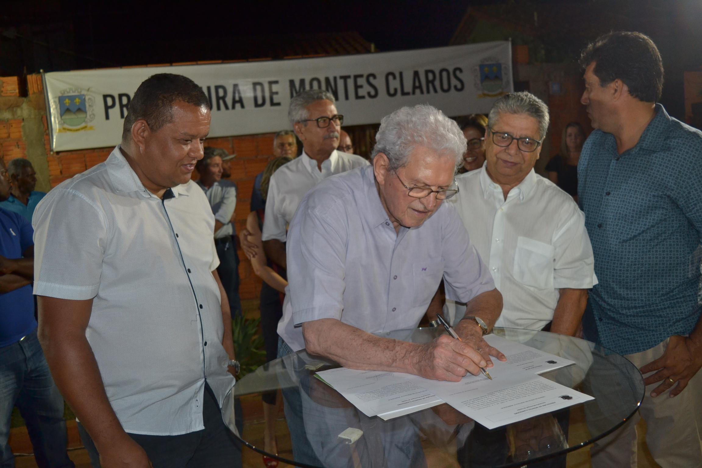 Imagem de destaque Prefeitura autoriza construção do Posto de Saúde do Residencial Vitória