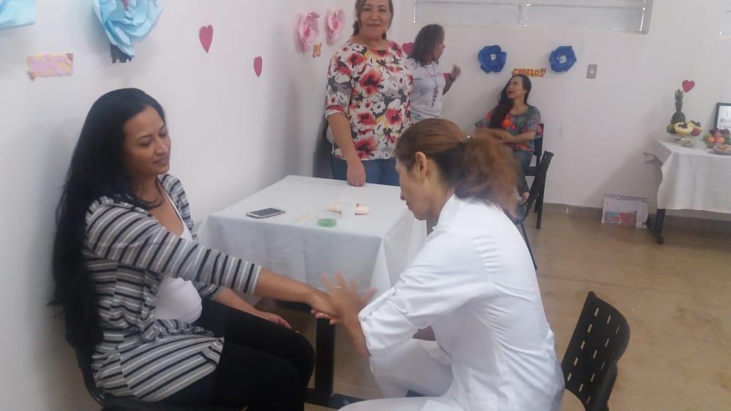 Imagem de destaque MÊS DAS MULHERES  - Alpheu de Quadros realizou Spa da Mulher para comemorar a data