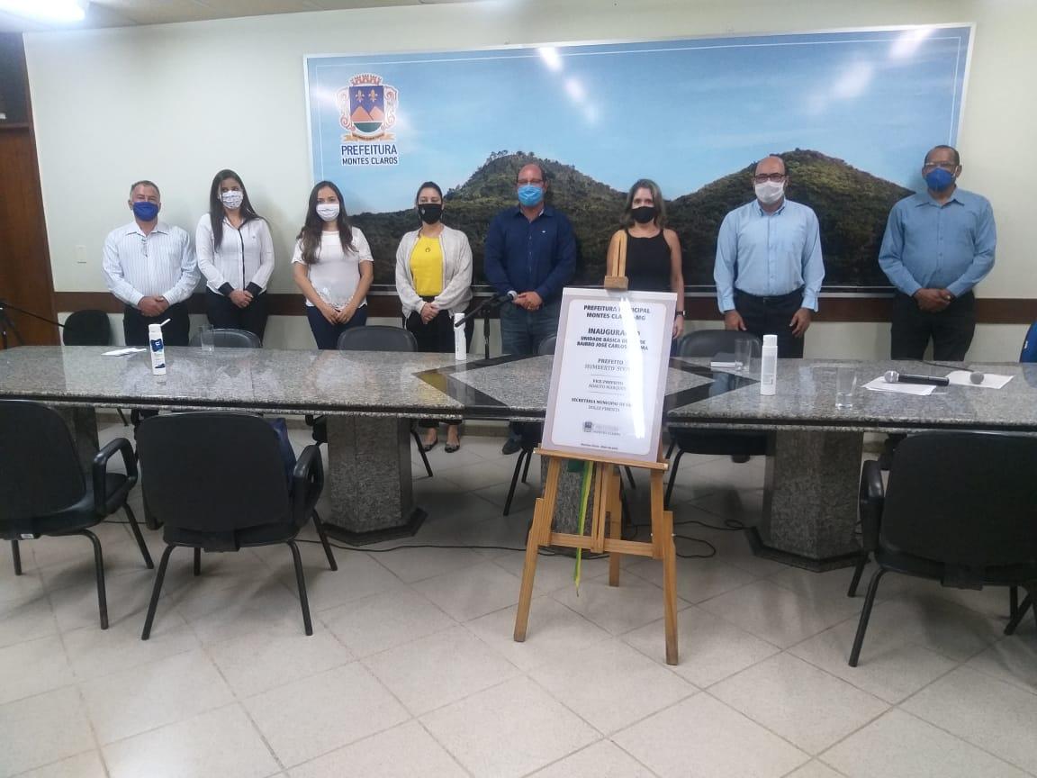 Imagem de destaque CONJUNTO JOSÉ CARLOS DE LIMA - Posto de saúde inaugurado pela Prefeitura vai beneficiar 1.600 famílias
