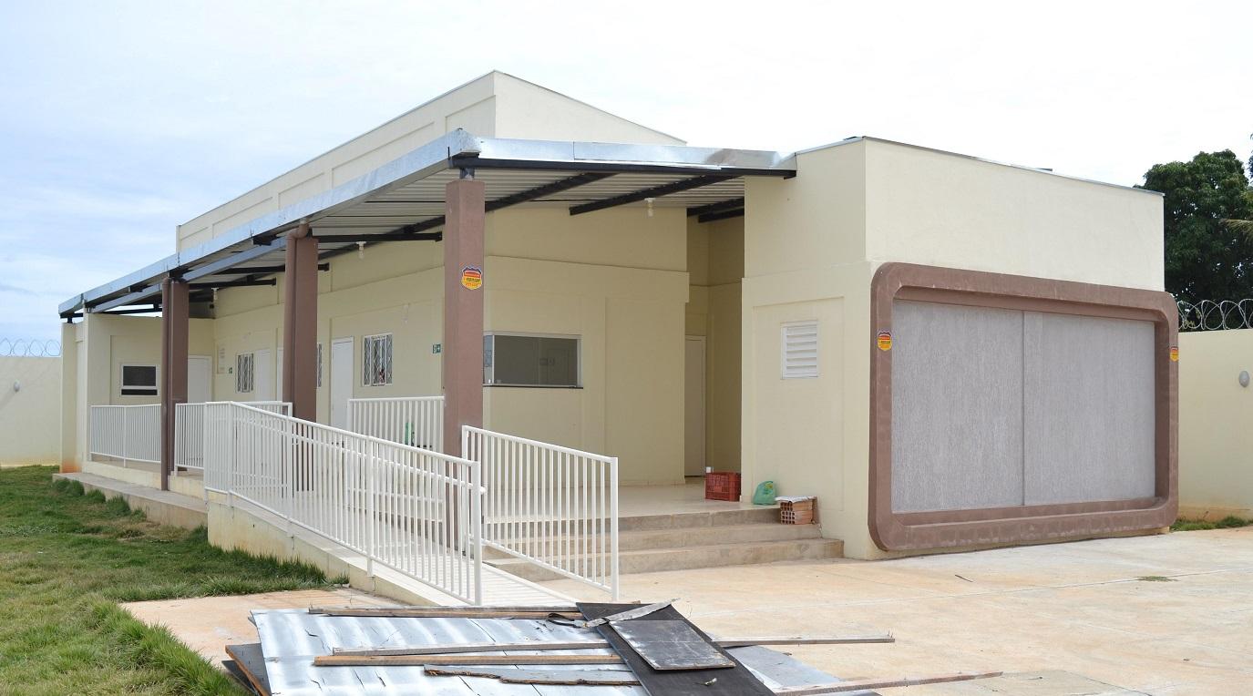 Imagem de destaque RECANTO DAS ÁGUAS - Prefeitura inaugura mais um posto de saúde
