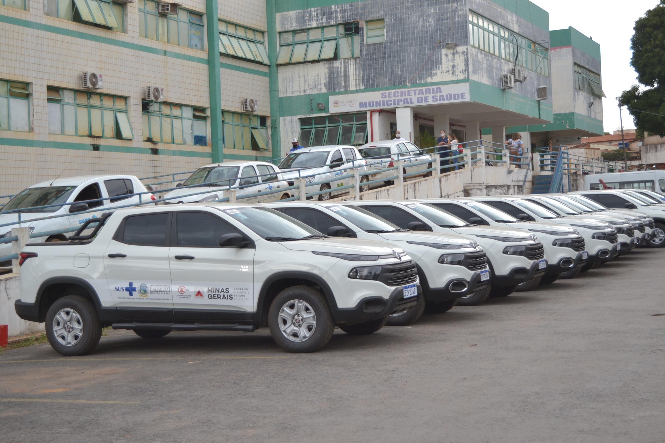 Imagem de destaque SAÚDE DO HOMEM DO CAMPO - Prefeitura adquire novos veículos para ampliar atendimentos na zona rural