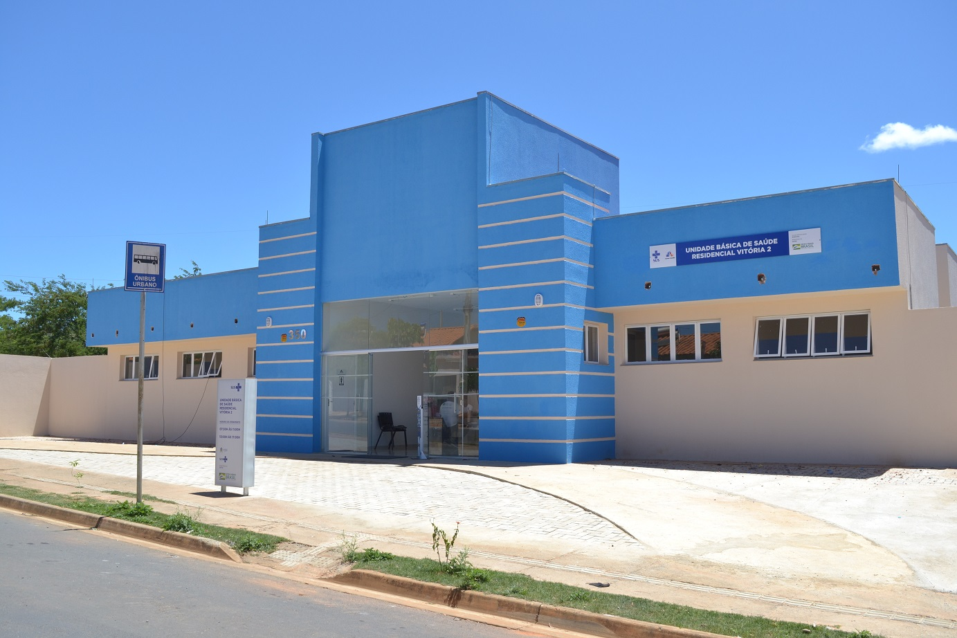 Imagem de destaque Prefeitura licita melhorias para o Posto de Saúde do Residencial Vitória