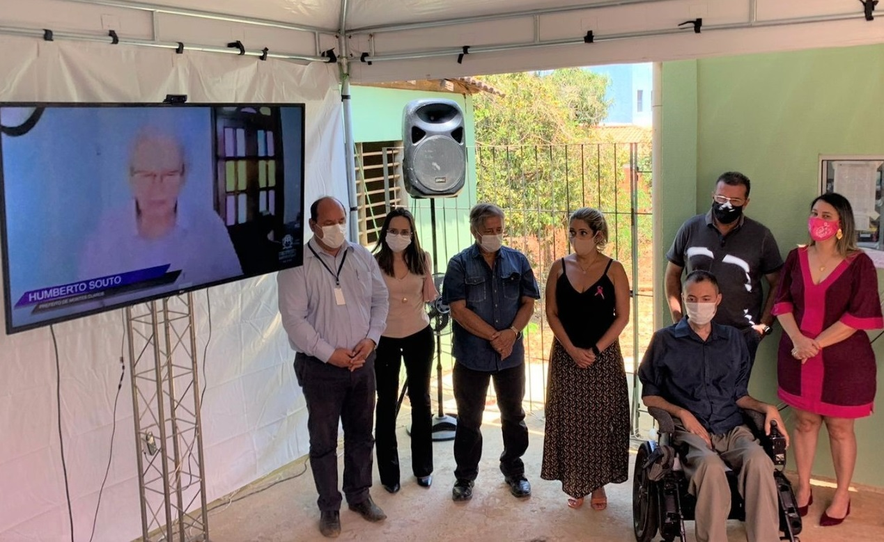 Imagem de destaque Prefeitura inaugura reforma do Posto de Saúde de Aparecida do Mundo Novo