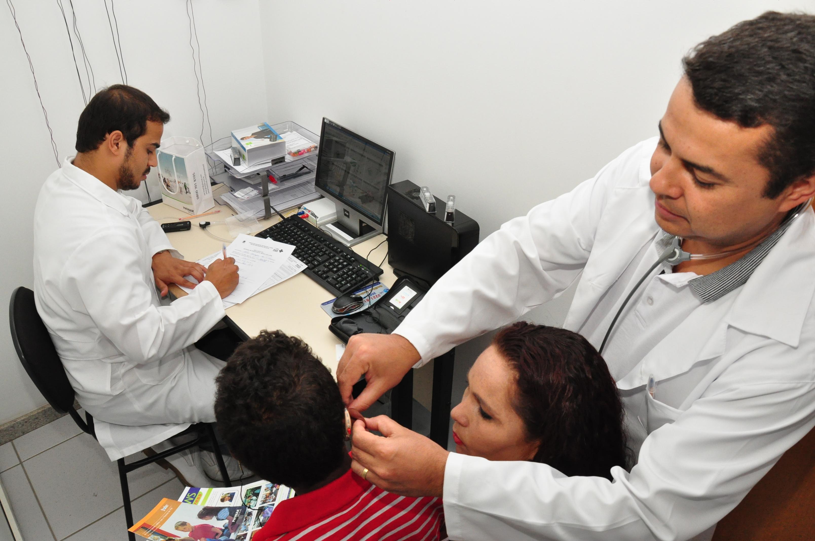 Imagem de destaque Prefeitura credencia exames auditivos infantis