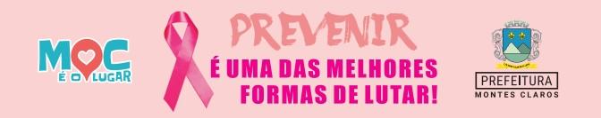Imagem de destaque OUTUBRO ROSA - Prefeitura realiza, nesta terça, a abertura oficial da campanha