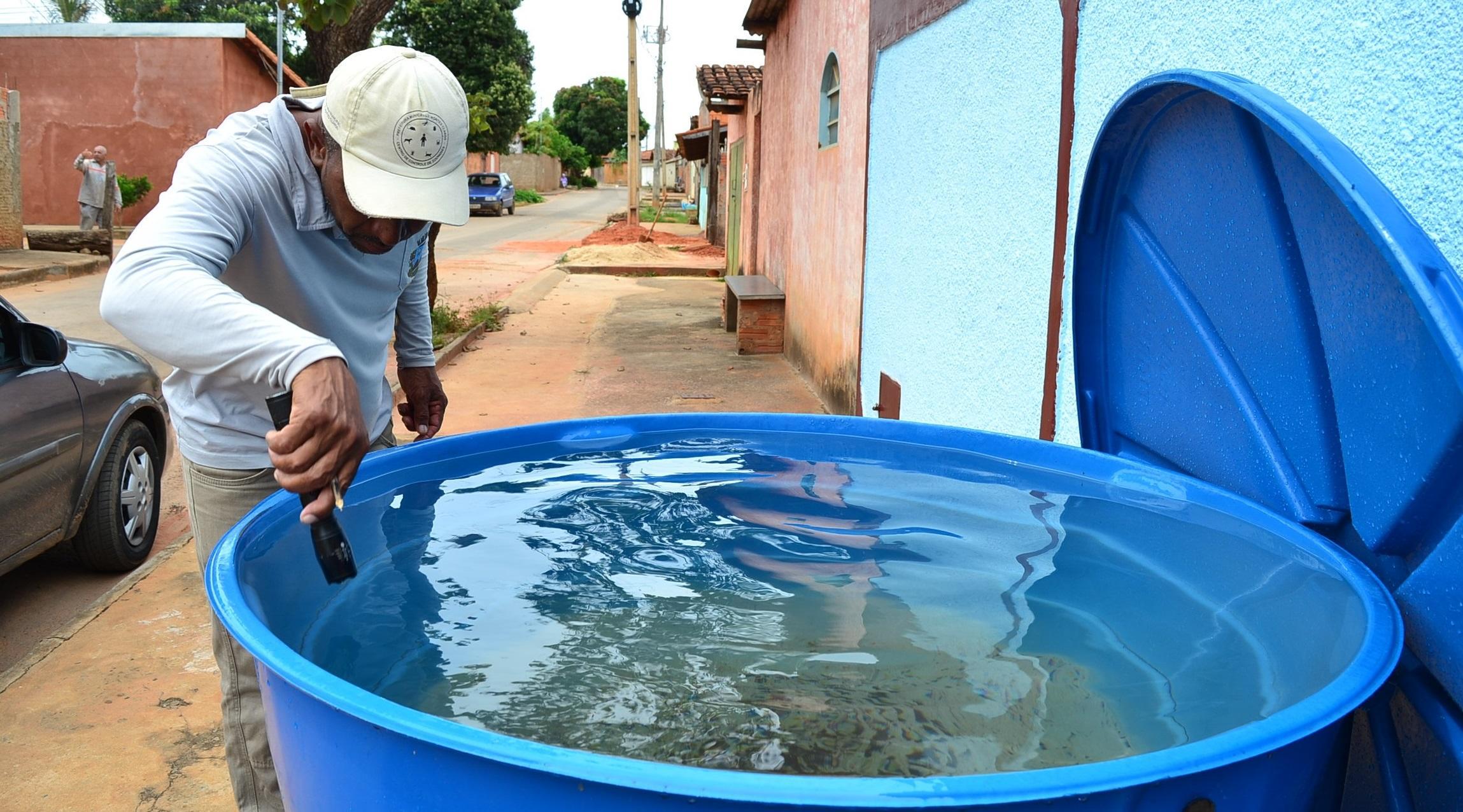 Imagem de destaque 96% DOS FOCOS ESTÃO NAS RESIDÊNCIAS - Montes Claros apresenta alto risco de transmissão da dengue, aponta último LIRAa