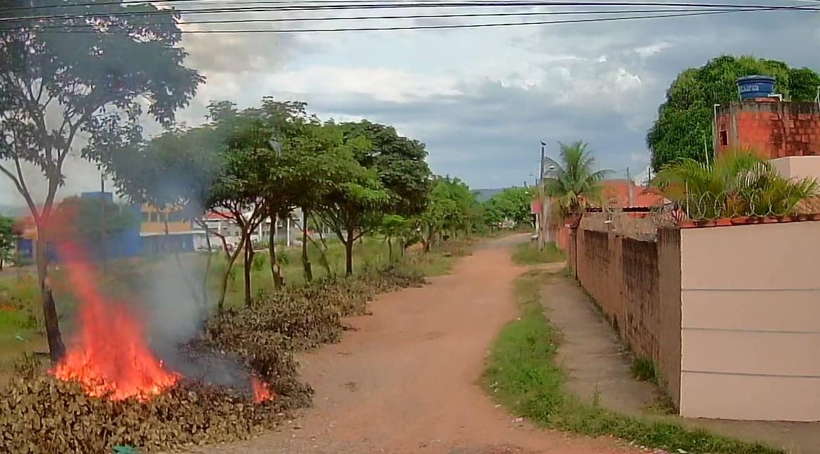 Imagem de destaque Prefeitura intensifica ações para combater as queimadas