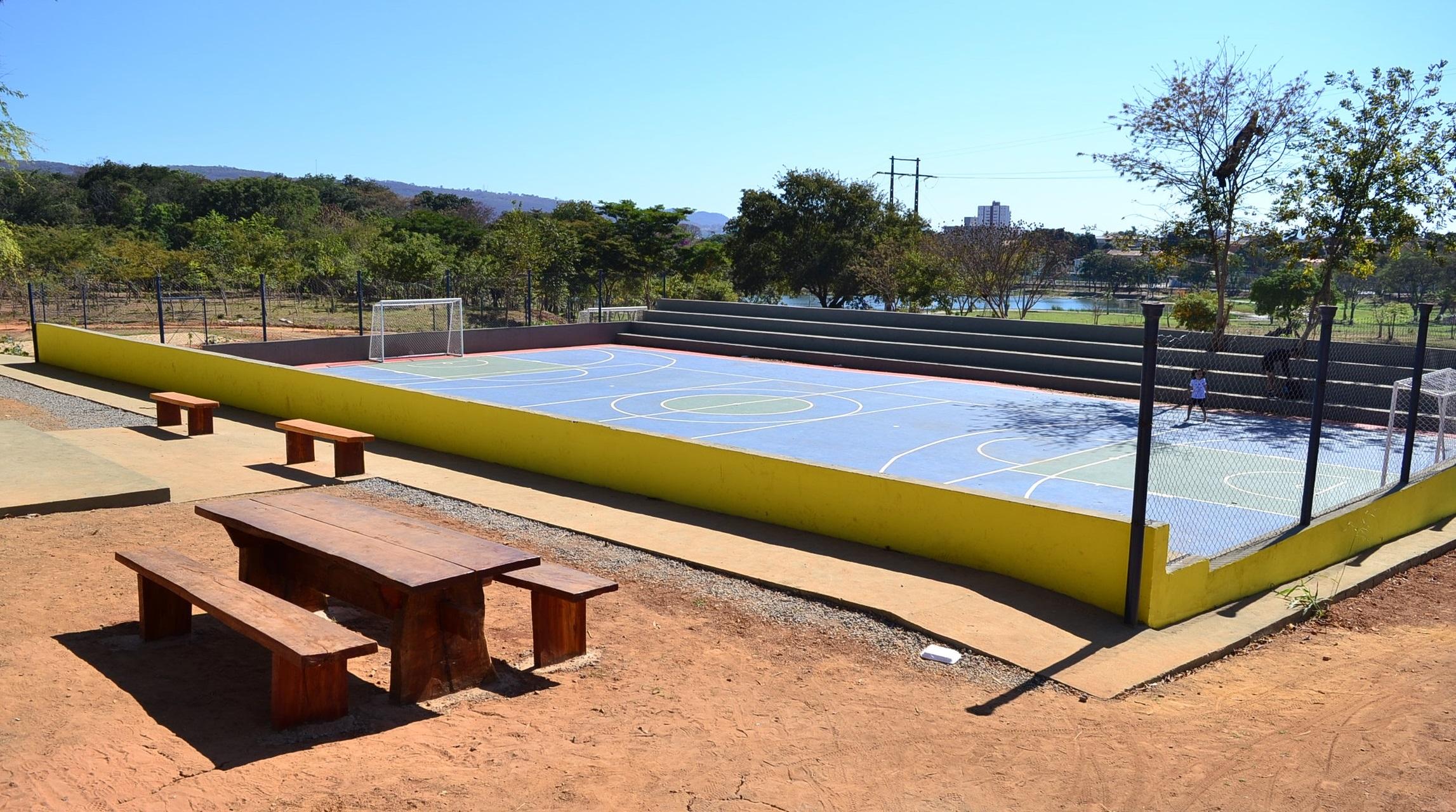 Imagem de destaque Parque Municipal Milton Prates faz aniversário, mas quem ganha presente é a população