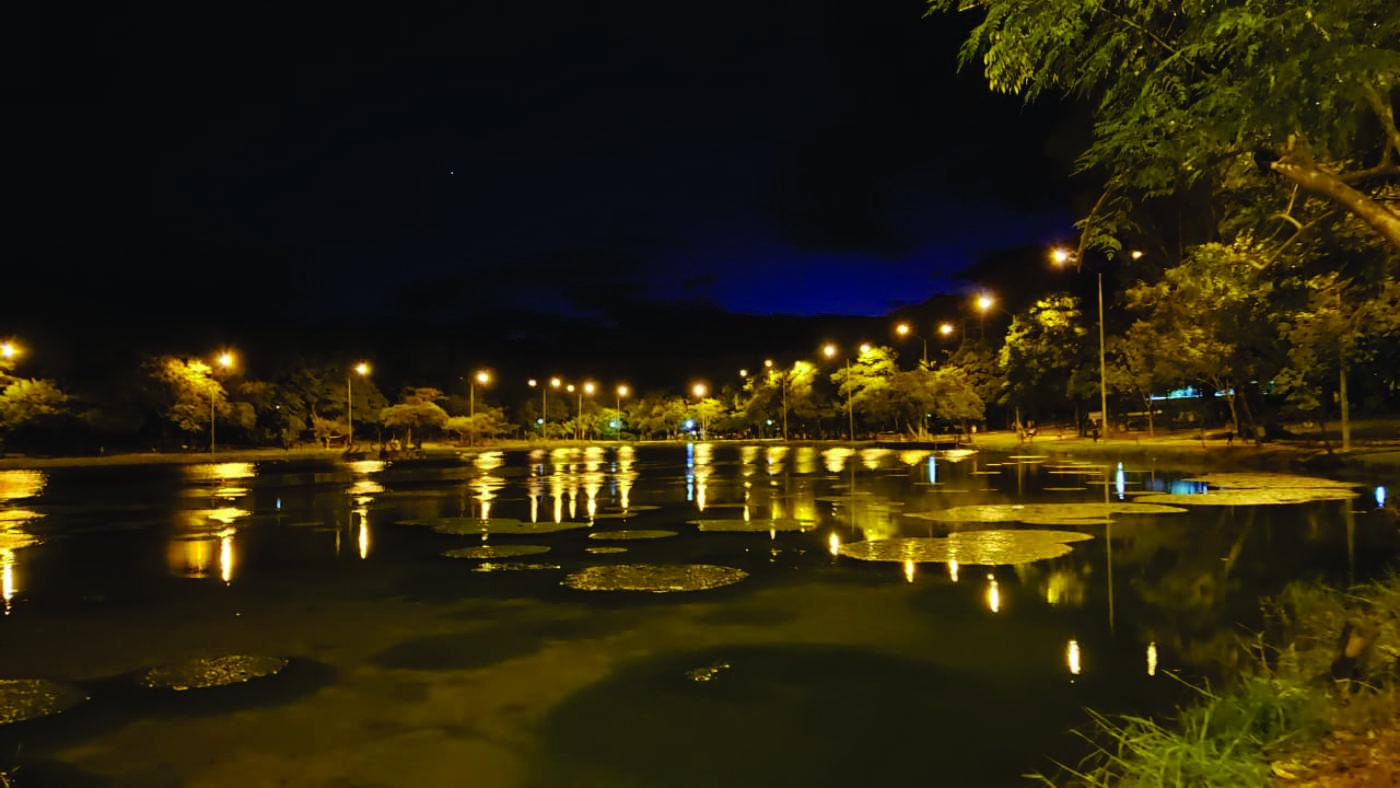 Montes Claros, a cidade dos parques