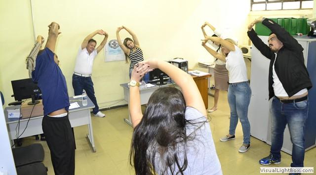 Imagem de destaque Prefeitura de Montes Claros oferece ginástica laboral aos servidores