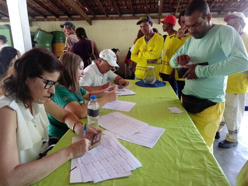 Imagem de destaque Prefeitura promove vacinação dos servidores