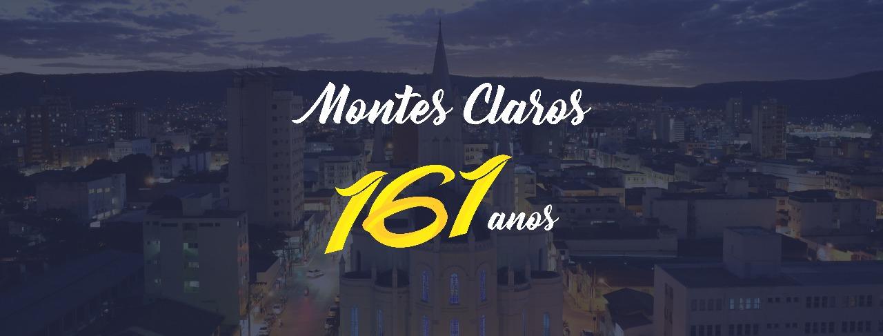 161 anos de Montes Claros